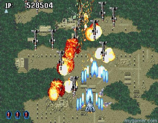 Aero Fighters 2 NeoGeo