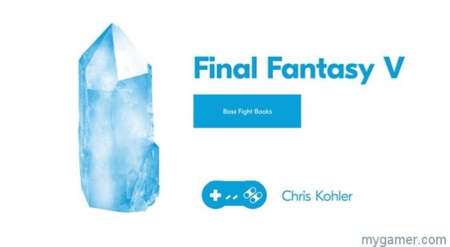 final fantasy v boss fight books by chris kohler review Final Fantasy V Boss Fight Books by Chris Kohler Review Final Fantasy V Boss Fight Books