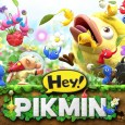hey! pikmin 3ds review Hey! Pikmin 3DS Review Hey Pikmin banner