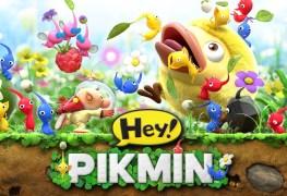 hey! pikmin 3ds review Hey! Pikmin 3DS Review Hey Pikmin banner