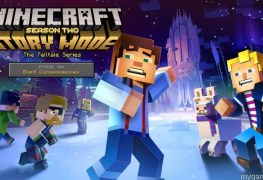 Minecraft Telltale Season 2
