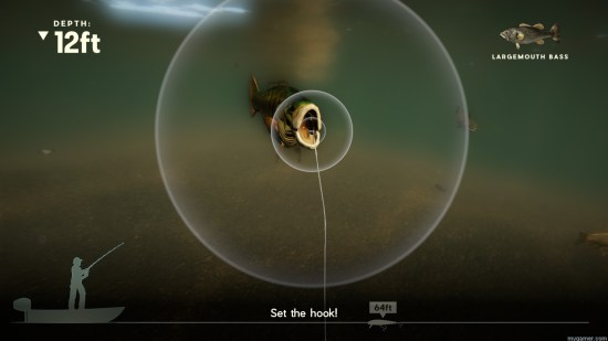 Rapala Fishing Pro Series Announce Screen2