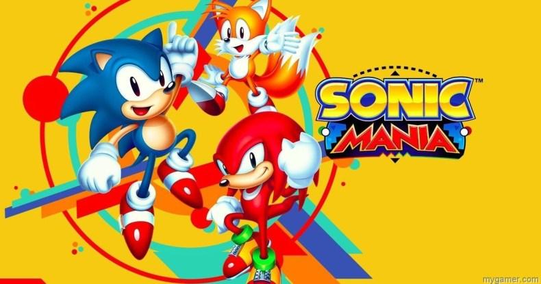 mygamer visual cast - sonic mania MyGamer Visual Cast – Sonic Mania Sonic Mania banner