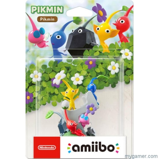 hey! pikmin 3ds review Hey! Pikmin 3DS Review pikmin amiibo