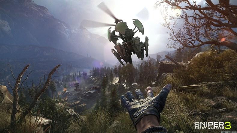 sniper ghost warrior 3 gets the sabotage single player dlc Sniper Ghost Warrior 3 Gets The Sabotage Single Player DLC sniper ghost warrior 3 drone