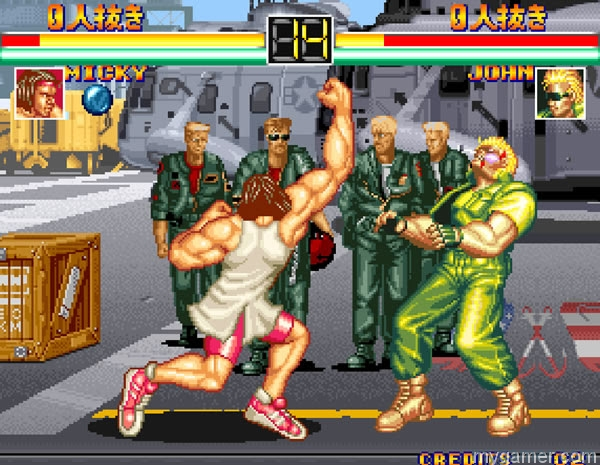 this week's neogeo releases on new gens This Week's NEOGEO Releases on New Gens ART OF FIGHTING