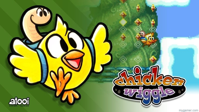 chicken wiggle 3ds eshop review Chicken Wiggle 3DS eShop Review Chicken WIggle banner