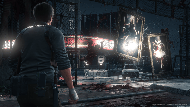 here is a new evil within 2 trailer Here Is a New Evil Within 2 Trailer Evil Within 2 1