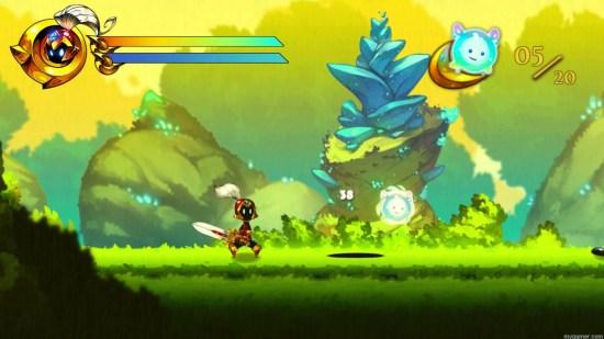 pankapu xbox one review Pankapu Xbox One Review with Stream Pankapu blue