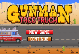 gunman taco truck is an mutant blasting action game made by the guy who made doom Gunman Taco Truck Is an Mutant Blasting Action Game Made by the Guy Who Made Doom Gunman Taco Truck