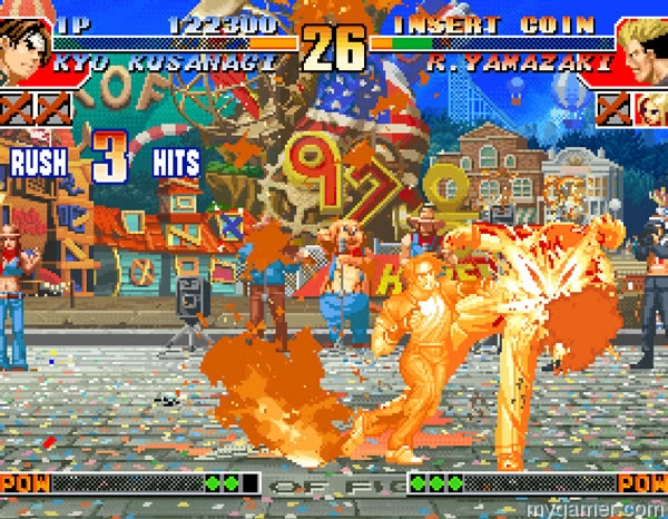 two more neogeo titles now available on new gens Two More NEOGEO Titles Now Available on New Gens KoF 97  1
