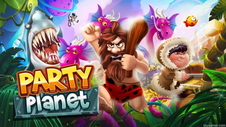 Party Planet banner