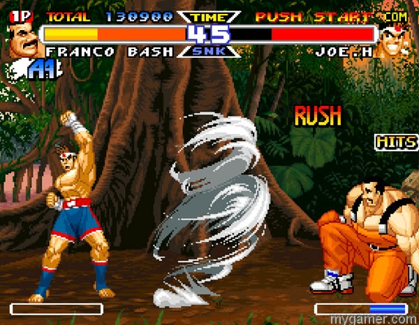 the latest neogeo games to hit current gen systems The Latest NEOGEO Games To Hit Current Gen Systems REAL BOUT FATAL FURY SPECIAL2