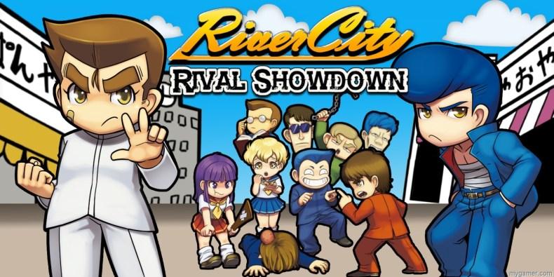 River City Rival Showdown banner
