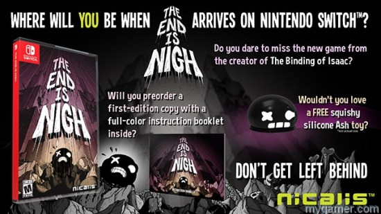 the end is nigh switch review The End is Nigh Switch Review The End is Nigh bonus stuff