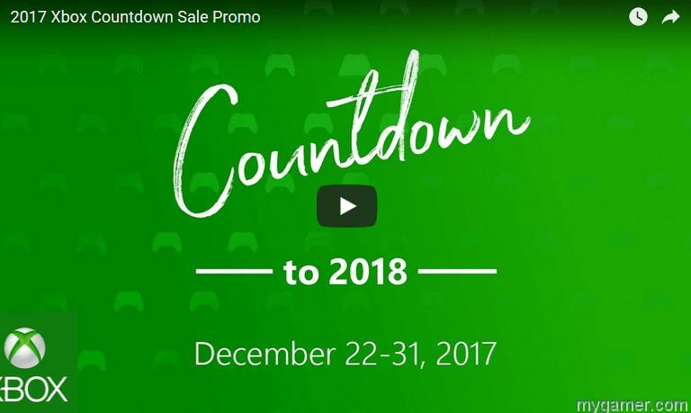 2017 xbox countdown sale 2017 Xbox Countdown Sale Xbox Countdown Sale 2017