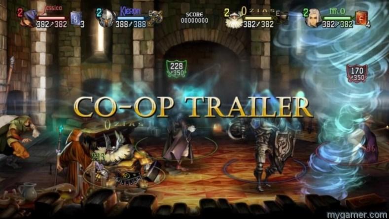 dragon crown pro's four-player co-op trailer Dragon Crown Pro's Four-Player Co-Op Trailer Dragon Crown pro coop