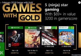 these are the free xbox games for feb 2018 These Are the Free Xbox Games for Feb 2018 Games with Gold Feb 2018