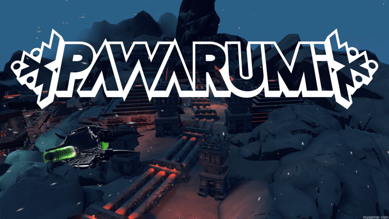 pawarumi is a new old-school style shooter by manufacture 43 Pawarumi is a new old-school style shooter by Manufacture 43 Pawarumi