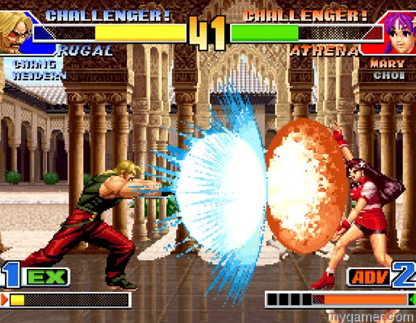hamster releases a couple of aca neogeo fighting games this week Hamster Releases a couple of ACA NEOGEO Fighting Games this week kof 98 1
