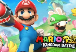 donkey kong set to appear in mario + rabbids kingdom battle dlc Donkey Kong Set To Appear in Mario + Rabbids Kingdom Battle DLC mario rabbids review 1000x562