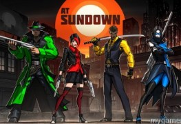 at sundown coming to consoles this spring - pc demo out now At Sundown Coming to Consoles this Spring – PC Demo Out Now At Sundown