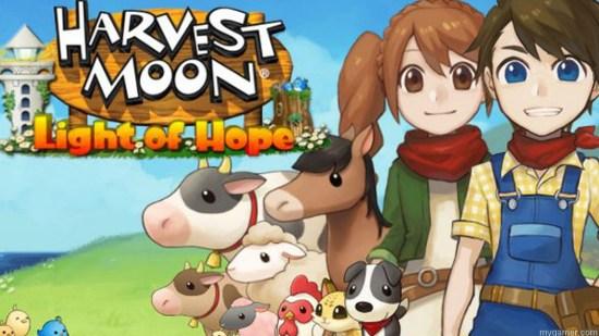Harvest Moon Light of Hope2