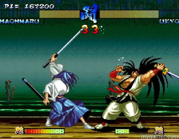hamster releases two samurai shodown titles this week Hamster releases two NEOGEO Samurai Shodown titles this week SAMURAI SHODOWN III swords