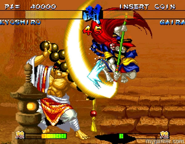hamster releases two samurai shodown titles this week Hamster releases two NEOGEO Samurai Shodown titles this week SAMURAI SHODOWN III