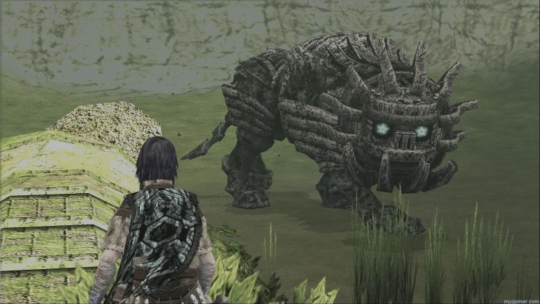 Shadow of the Colossus Colossi 14