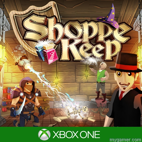 shoppe keep arrives on xbox one in early march Shoppe Keep Arrives on Xbox One in Early March, Shoppe Keep 2 Steam Early Access Soon Too Shoppe Keep Xbox