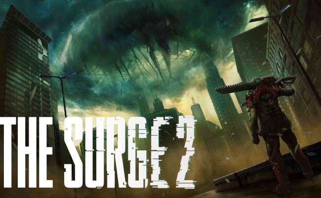 The Surge 2 Coming To Pc In 2019