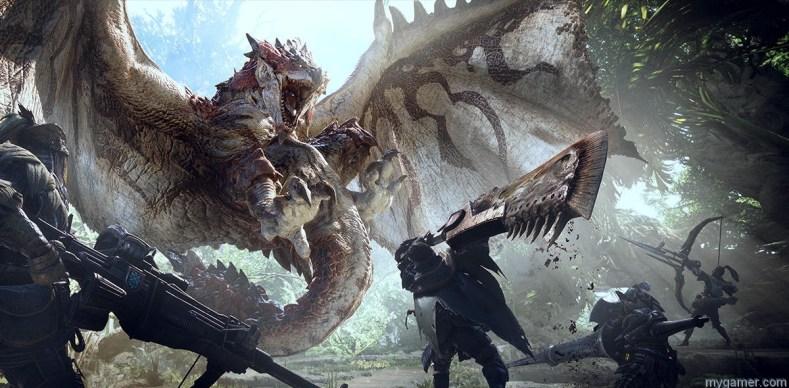 monster hunter world recensione apertura