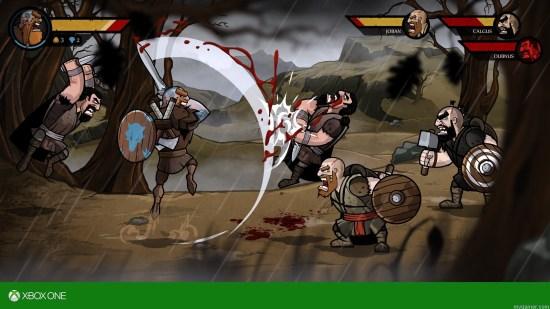 wulverblade xbox one review Wulverblade Xbox One Review wulverblade gdc screenshot level1jpg b687fe