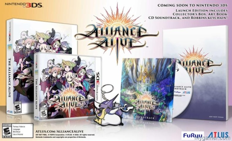 the alliance alive unboxing The Alliance Alive Unboxing Alliance Alive limited