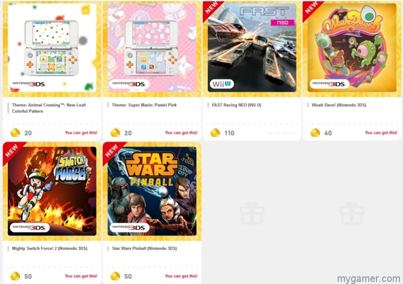 mynintendo adds four 4 gold coin games for april 2018 MyNintendo Adds Four Gold Coin Games for April 2018 MyNintendoApril2018