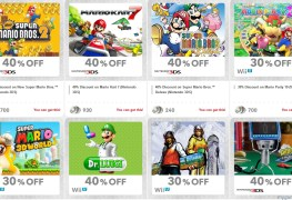 mynintendo now offers decent platinum points discounts (as opposed to gold points) on select digital downloads MyNintendo Now Offers Decent Platinum Points Discounts (As Opposed to Gold Points) on Select Digital Downloads MyNintendo March2018