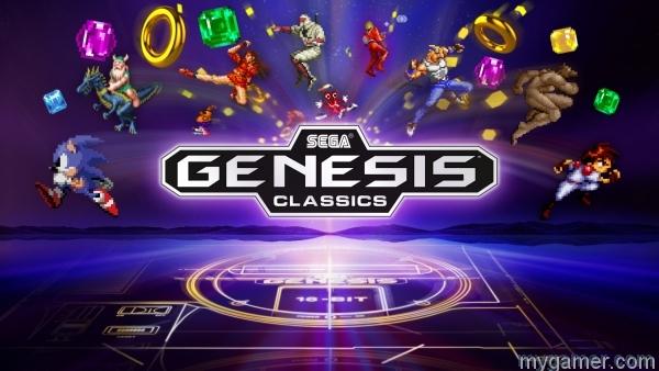 Sega Genesis Classics Ann 03 13 18