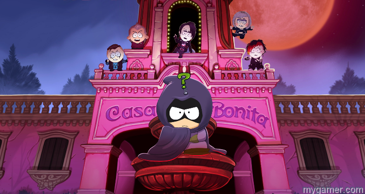 South Park Casa Bonita dlc