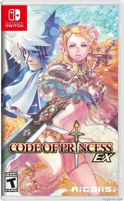 code of princess ex coming to switch this summer physically and digitally Code of Princess EX Coming to Switch This Summer Physically and Digitally code of princess ex usa boxart