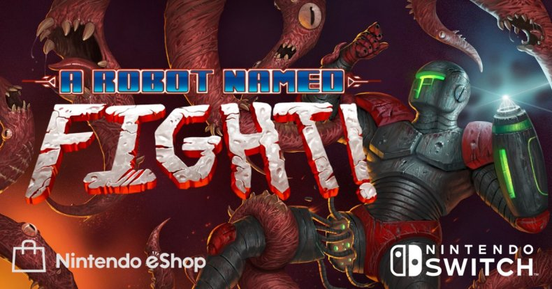 a robot named fight! now available on switch A Robot Named Fight! now available on Switch A Robot named fight banner
