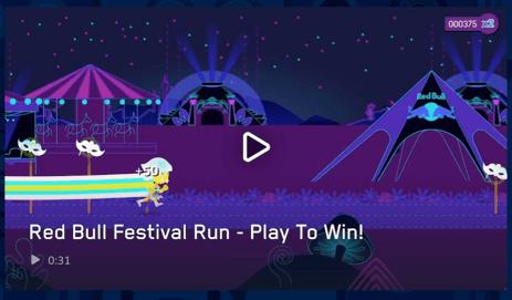 Red Bull Festival Run