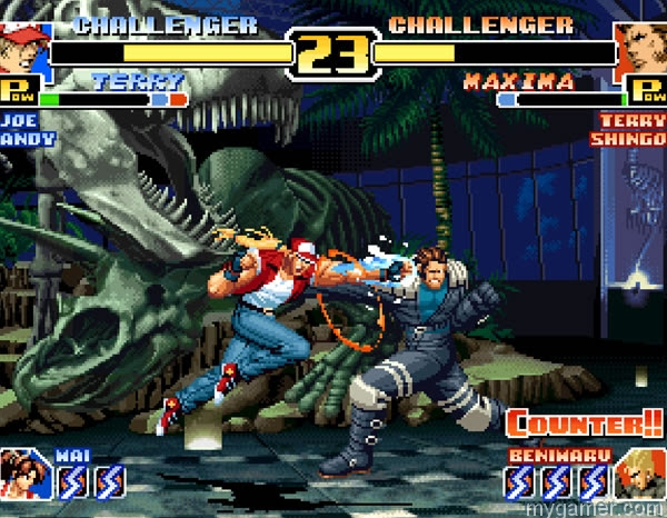 hamster releases more old games on new gen systems Hamster Releases More Old Games on New Gen Systems THE KING OF FIGHTERS 99