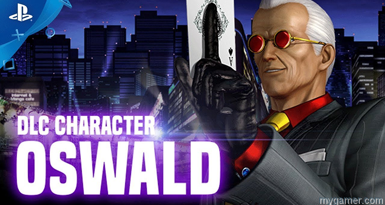 the king of fighters xiv received four new dlc characters THE KING OF FIGHTERS XIV gets four new DLC characters THE KING OF FIGHTERS XIV oswald