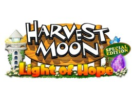 Harvest Moon LIght of Hope Special Edi