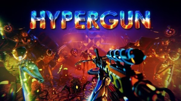 hypergun is a crazy roguelite shooter - trailer here HYPERGUN is a crazy roguelite shooter – trailer here Hypergun