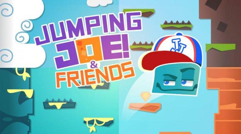 Jumping Joe and Friends