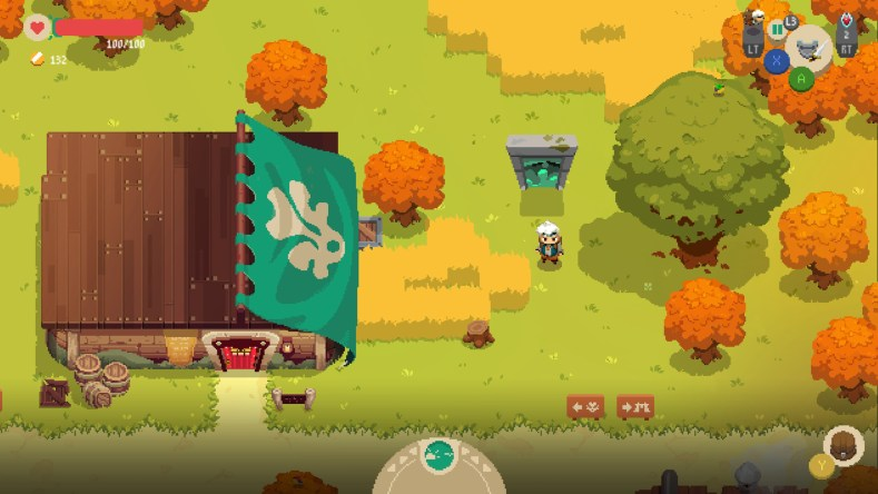 moonlighter is coming to all platforms but you can see the difference here Moonlighter is coming to all platforms but you can see the difference here Moonlighter