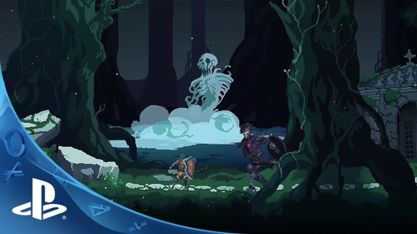 Death's Gambit is a brutal action side-scroller - trailer here