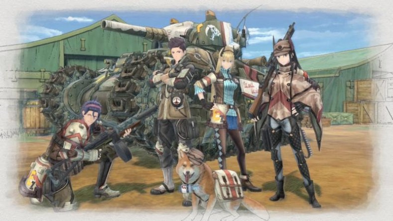 valkyria chronicles 4 gets pre-order bonus Valkyria Chronicles 4 gets pre-order bonus Valkyria Chronicles 4